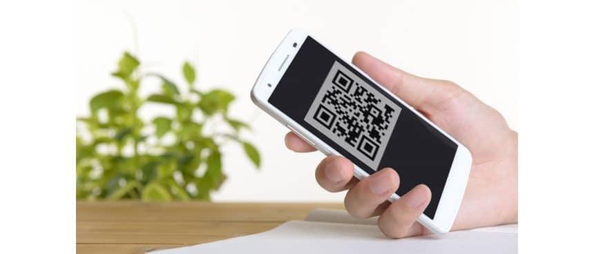 AndroidでQRコードを読み取る3つの方法