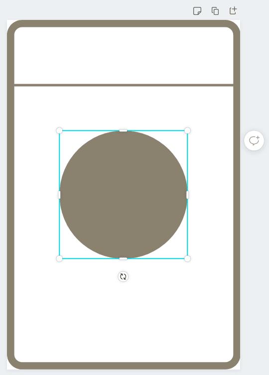Circle素材